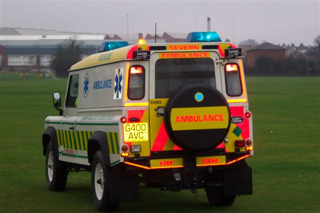Bishopston United Kingdom  city pictures gallery : Ambulances from around the world United Kingdom