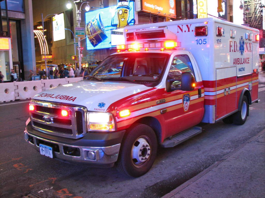 Ambulances From Around The World United States Of America 4