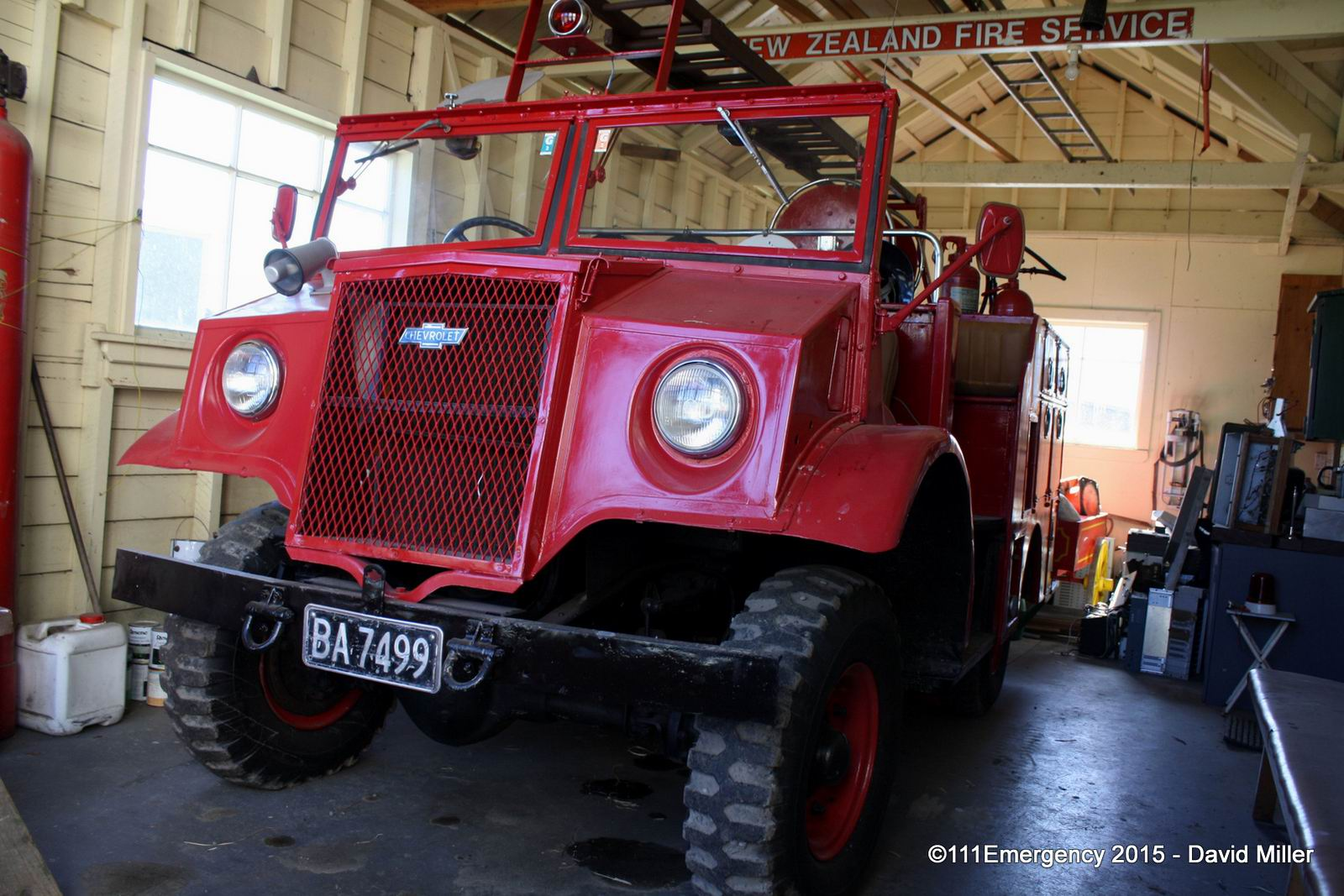 1942 Chevrolet Quad Chevy Wiring Return To Vintage Fire Appliances 1940s Page