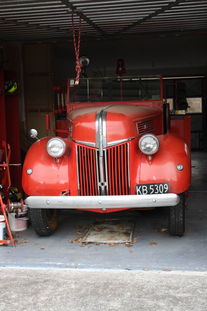 VINTAGE FIRE APPLIANCES OF THE 1940-1949