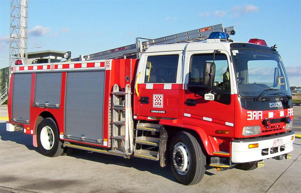 Fire Appliances From Around The World Australia 3