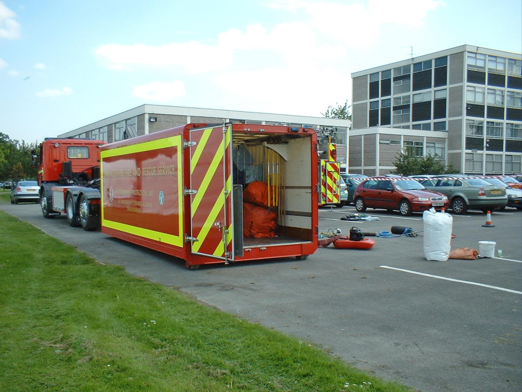 Atherstone United Kingdom  city pictures gallery : FIRE APPLIANCES FROM AROUND THE WORLD United Kingdom 7