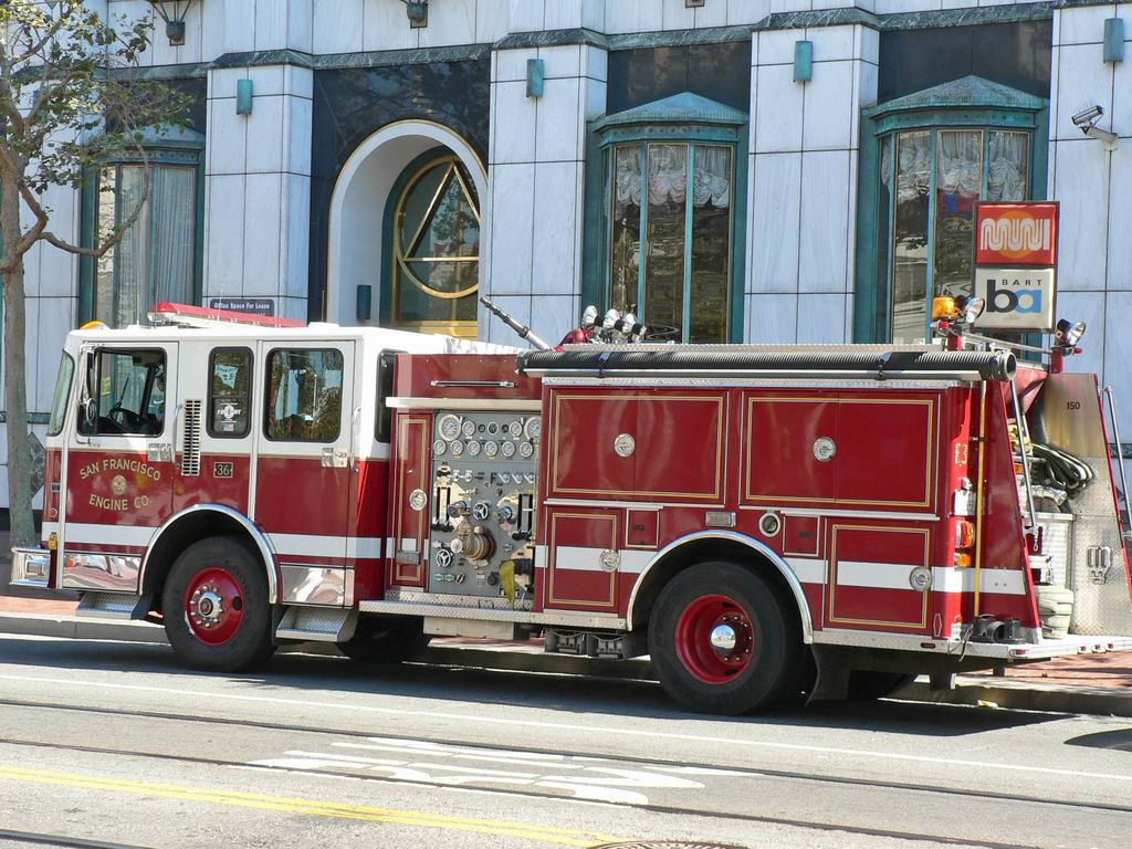 Fire Appliances From Around The World United States Of