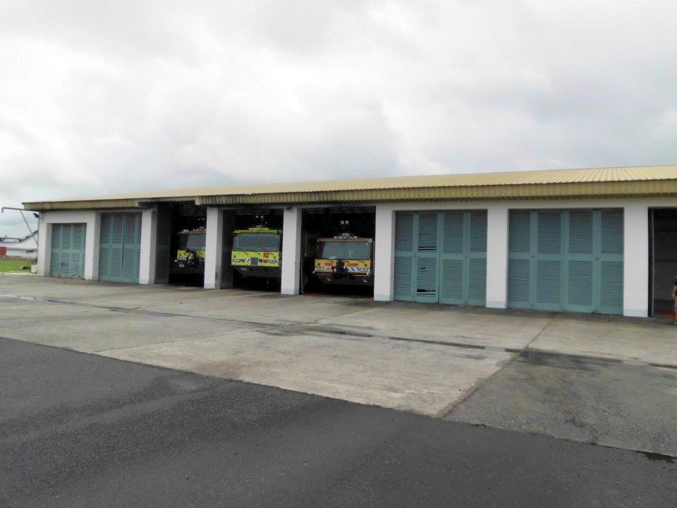 NADI - FIJI - AIRPORT FIRE STATION
