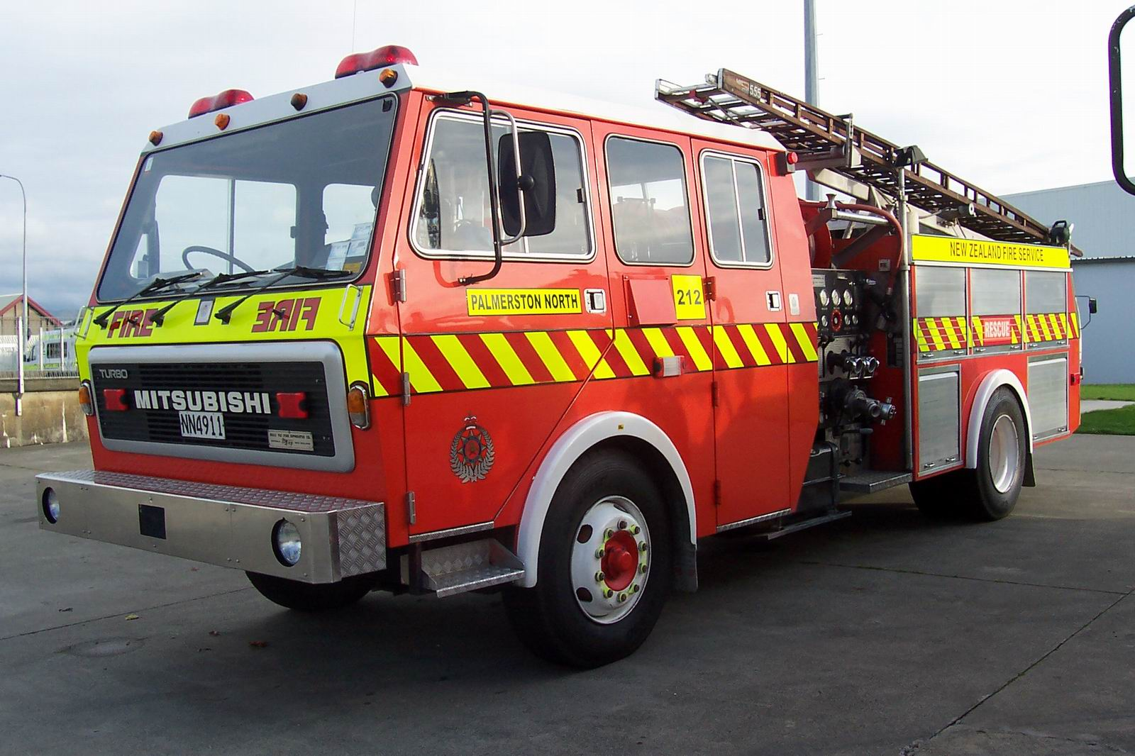 WESTERN FIRE APPLIANCES
