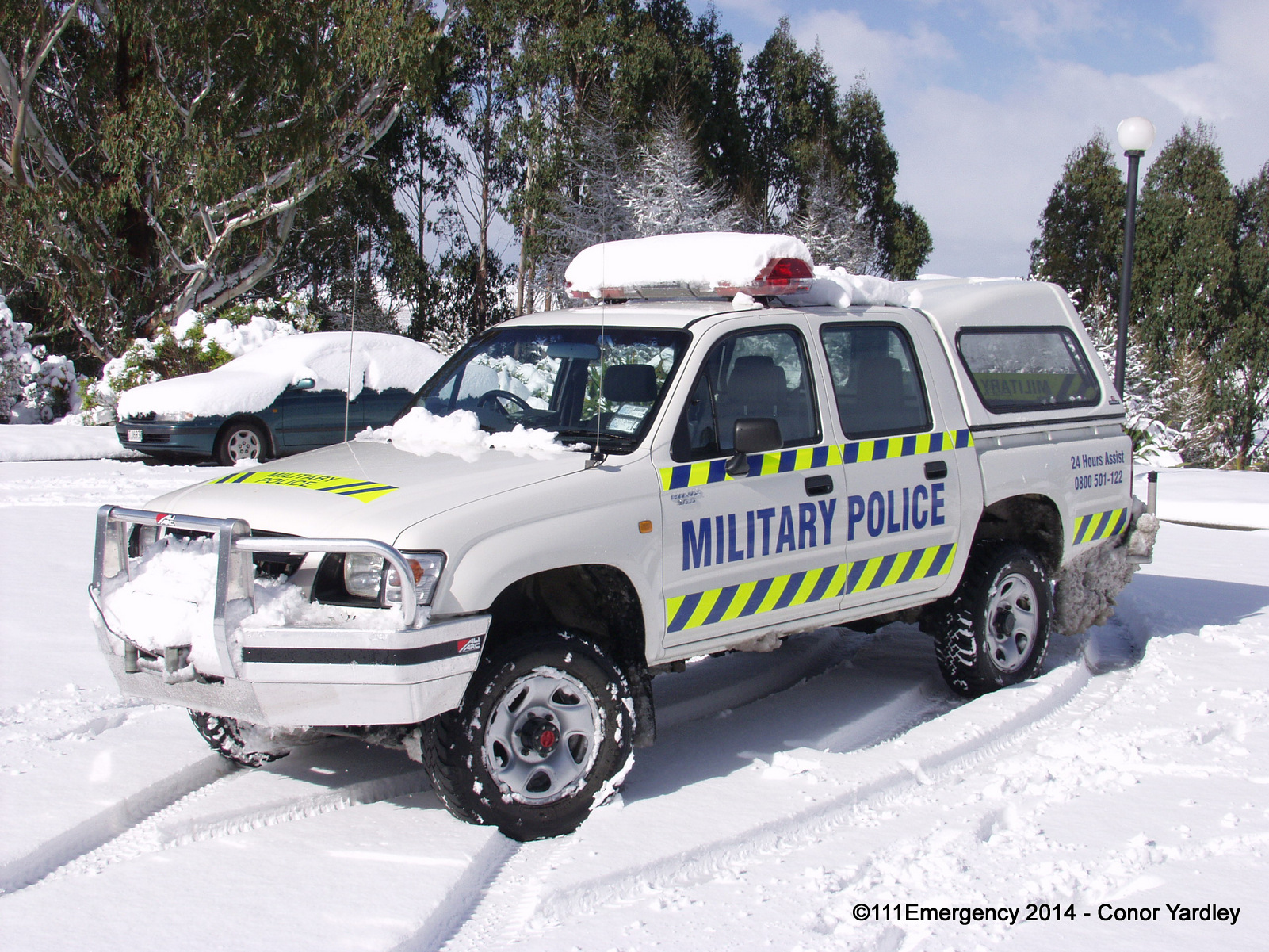 Nz military police