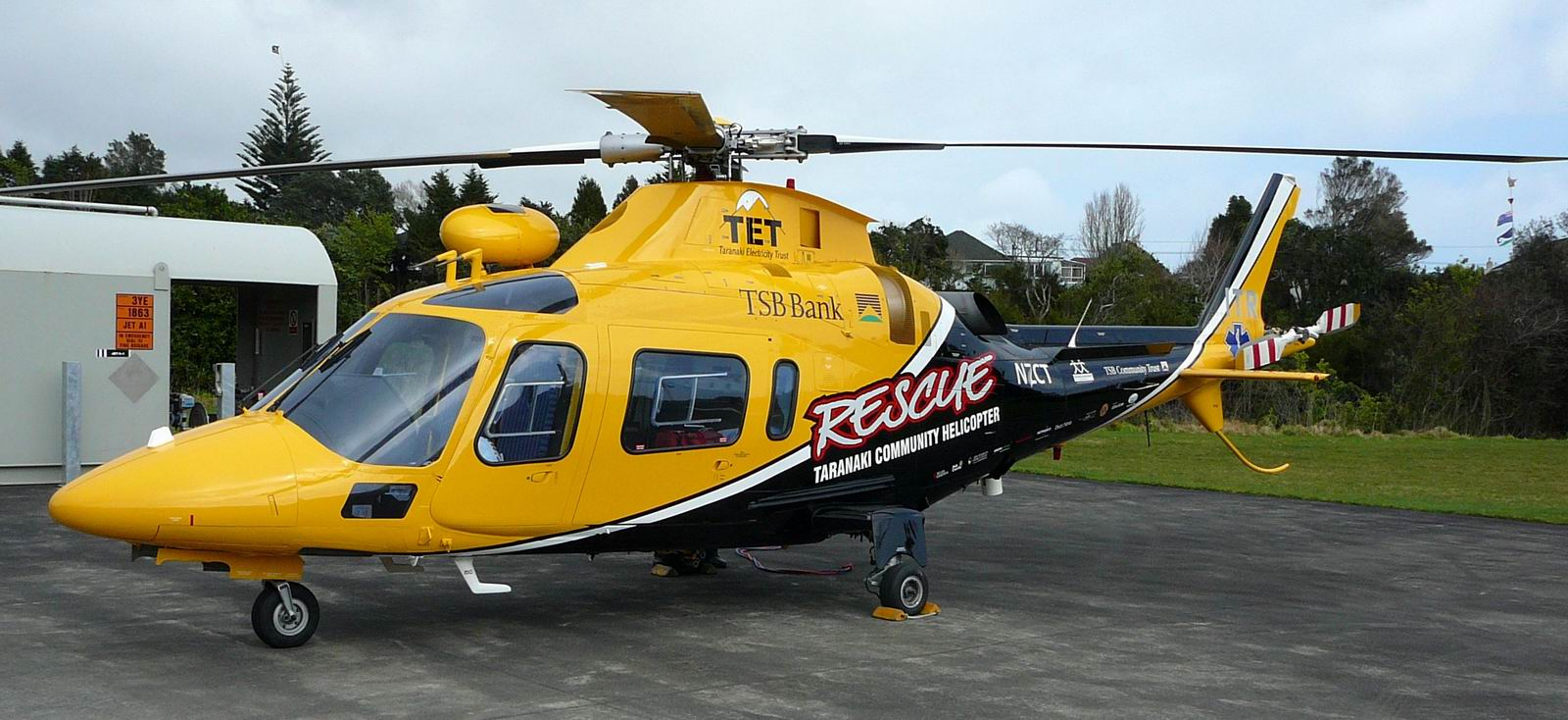 Nz Rescue Helicopters